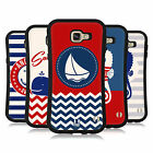 HEAD CASE DESIGNS NAUTICAL - PRINTS HYBRID CASE FOR SAMSUNG GALAXY A9 (2016)