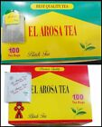 Egypt Dust Arabian Black Red Tea bags EL AROSA ALAROUSA Indian Kenyan شاى