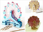 KAILIZ Ferris Wheel London Eye 3D Greeting Card Boys Birthday Card Gift NEW 2016