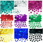 5 Colors Wedding Stars Table Confetti Foil Decor Birthday Party Red Black Blue