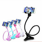 flexible 360clip mobile cell phone holder lazy