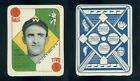 (46990) 1951 Topps Blue Backs 13 Mickey Vernon Senators-EX+
