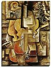 Canvas Print,  Pablo Picasso'S Violin And Grapes 1912