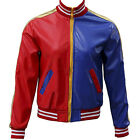 Suicide Squad Harley Quinn Halloween Costume Jacket  Cosplay