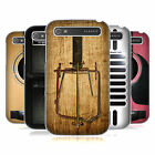 OFFICIAL NICKLAS GUSTAFSSON RETRO VINTAGE HARD BACK CASE FOR BLACKBERRY PHONES