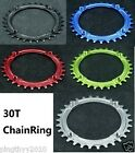 J&L Narrow Wide 30T Chain Ring-104MM BCD-fit Sram,Shimano,FSA,RACEFACE,FSA,Rotor