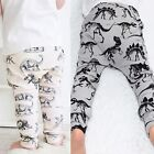 Внешний вид - Cute Toddler Baby Boys Girls Animal Bottoms Harem PP Pants Legging Trousers Mo