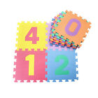 10pcs 30*30cm Baby Foam Exercise Floor Mats Kids Play Mats Flooring Tile Game