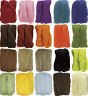 Clover Natural Wool Roving 20g For Needle Felting Pom-Poms + Other Craft