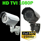 AHD 1080P 2MP Varifocal 2.8-12mm 3MP Lens NightVision 40Meter CCTV Bullet Camera