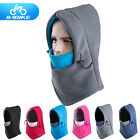 INBIKE Double Layers Fleece Balaclava Hood Mask Windproof Warmer For Outdoors
