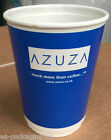 Disposable paper hot insulated tea/coffee/hot chocolate cup 12oz insulated cup