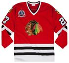 Jeremy Roenick Chicago Blackhawks Mitchell  Ness Authentic 1991 Red NHL Jersey