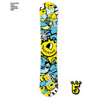 Skin Decal Stickers For Snowboard Deck Tuning Customize Graphicer Design Crown5