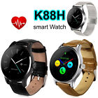 K88H Bluetooth Smart Watch Heart Rate Monitor Tracker for IOS Android Smartphone
