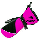 FXR Racing Helix Race Youth Girls Snowboard Skiing Snowmobile Mitts