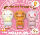 I-Bloom iBloom Japan Scented Jumbo Bread Doll Angel Squishy Masterpiece Squeeze