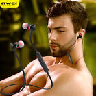 Wireless Bluetooth Headset MIC Sport Stereo Headphone Earbuds For iPhone Samsung