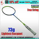 YONEX BADMINTON RACQUET - ArcSaber FB (Flash Boost) - 73g - FREE STRINGING
