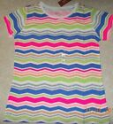 ARIZONA GIRL'S T-SHIRT NWT CHOICE IN SIZE L, XL MULTI COLOR