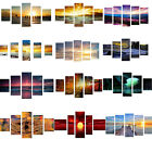 17 Kinds Modern Art Oil Paintings Canvas Print Wall Unframed Pictures Home Decor