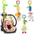 Hanging Spiral Activity Stroller Pushchair Car Seat Cot Baby play Travel Toys UK