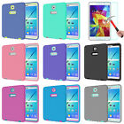 "Shockproof Hybrid Hard Heavy Duty Case Cover For Samsung Galaxy Tab S2 8.0"" 9.7"""