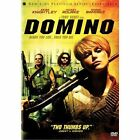 Domino (DVD, 2006) Mickey Rourke In Like New Condition