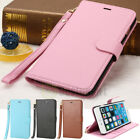 New Luxury Magnetic Cover Stand Wallet Leather Case For Apple iPhone 7 6S 6 Plus