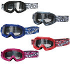 Wulfsport Cub Kids Childrens Youth Motocross Motocross MX Quad Goggles