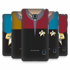 OFFICIAL STAR TREK UNIFORMS AND BADGES DS9 HARD BACK CASE FOR LG PHONES 3