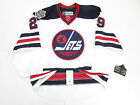 LAINE WINNIPEG JETS AUTHENTIC 2016 HERITAGE CLASSIC REEBOK EDGE 2.0 7287 JERSEY