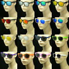 SUNGLASSES LOT WHOLESALE NEW RETRO VINTAGE WAYFARER STYLE MEN WOMEN GLASSES L