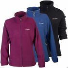 Berghaus Women's Prism Interactive Full Zip Outdoors Activewear Fleece Jacket