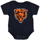 NFL Chicago Bears Logo Baby Bodysuit