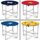 Choose Your NASCAR Driver Portable Folding Polyester Round Tailgate Table