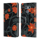 OFFICIAL TRACIE ANDREWS FLORA AND FAUNA 2 LEATHER BOOK CASE FOR LG PHONES 1