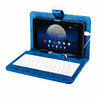 iRULU 7in Tablet PC 16GB Android 5.1 Quad Core Bluetooth WIFI Pad w/ Keyboard
