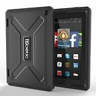 For Fire HD 7 (2014 Model) Poetic [Premium Rugged] Dual Layer Shockproof Cover