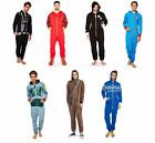 Character Patterned Adults Onesie Jumpsuit Lounge Great Gift Idea For Him or Her