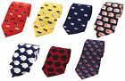Farm Yard Silk Ties
