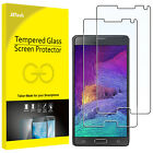 JETech Screen Protector for Samsung Galaxy Note 5 4 2 and S6 Tempered Glass Film