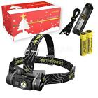 Nitecore HC60 1000 Lumen LED Headlamp Winter Ed. w/ 3400mAh 18650 $79.95 USD on eBay