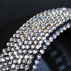 2000 3MM Stick Diamonte Clear Gems Crystal Rhinestone Diamantes New