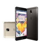 "100% Original OnePlus 3T 64GB/128GB Snapdragon 821 16MP 5.5"" Android 6.0 NFC 4G"
