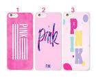 Victoria/'s Secret Luxe Pink Print Hard Case Covers For Apple iPhone 7 / 7 plus