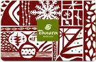 PANERA BREAD RESTAURANT GIFT CARD no value 2016 CHRISTMAS SV1606133