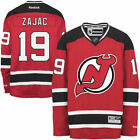Travis Zajac New Jersey Devils Reebok Mens Home Premier Jersey Red NHL