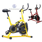 Cyclette Ciclismo Studio Bicicletta Cardio Fitness Con Computer 10kg Fly
