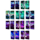 HEAD CASE NORTHERN LIGHTS LEATHER BOOK CASE FOR SAMSUNG GALAXY S5 / S5 NEO